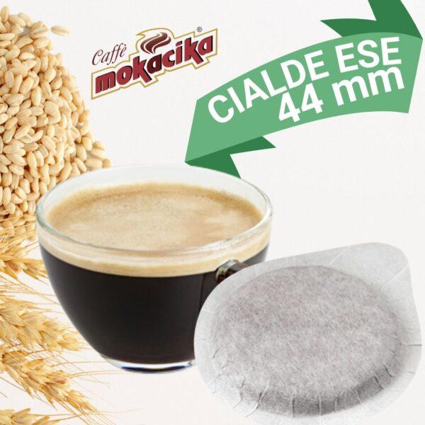 Caffè all'ORZO Cialde ESE 44 mm - Mokacika